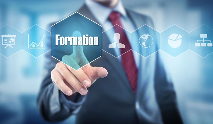 formation commerce, communication, chant, funéraire, management,